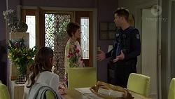 Elly Conway, Susan Kennedy, Mark Brennan in Neighbours Episode 7507