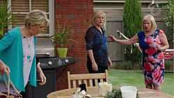 Kathy Carpenter, Lauren Turner, Sheila Canning in Neighbours Episode 7508
