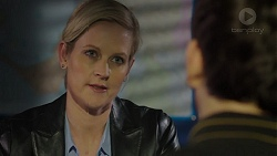 Ellen Crabb, Angus Beaumont-Hannay in Neighbours Episode 7508