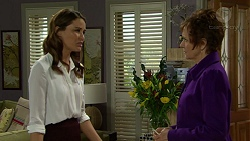 Elly Conway, Susan Kennedy in Neighbours Episode 7508