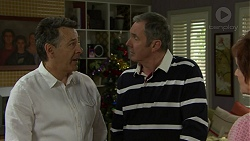Peter Hannay, Karl Kennedy, Susan Kennedy in Neighbours Episode 7508