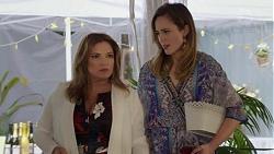 Terese Willis, Sonya Mitchell in Neighbours Episode 7509