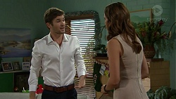 Ned Willis, Elly Conway in Neighbours Episode 7509