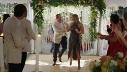 Ned Willis, Karl Kennedy, Toadie Rebecchi, Steph Scully, Paige Novak, Piper Willis in Neighbours Episode 7509