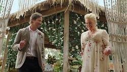 Brad Willis, Lauren Turner in Neighbours Episode 7509