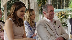 Elly Conway, Sonya Rebecchi, Karl Kennedy in Neighbours Episode 7509