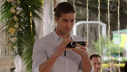Tyler Brennan in Neighbours Episode 7509