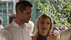 Mark Brennan, Steph Scully in Neighbours Episode 7509