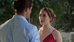 Tyler Brennan, Piper Willis in Neighbours Episode 7509