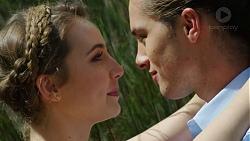Piper Willis, Tyler Brennan in Neighbours Episode 7510