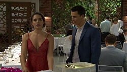 Paige Novak, Jack Callaghan in Neighbours Episode 7510