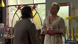 Brad Willis, Lauren Turner in Neighbours Episode 7510