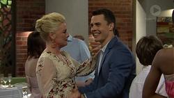 Lauren Turner, Jack Callaghan in Neighbours Episode 7510