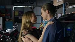 Piper Willis, Tyler Brennan in Neighbours Episode 7511
