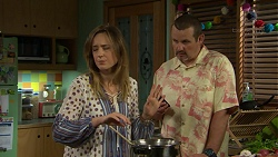 Sonya Mitchell, Toadie Rebecchi in Neighbours Episode 7511