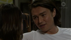 Amy Williams, Leo Tanaka in Neighbours Episode 7511