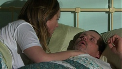 Sonya Mitchell, Toadie Rebecchi in Neighbours Episode 7512