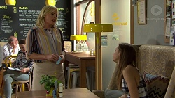 Lauren Turner, Piper Willis in Neighbours Episode 7512