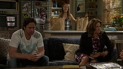 Brad Willis, Piper Willis, Terese Willis in Neighbours Episode 7512