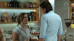 Amy Williams, Leo Tanaka in Neighbours Episode 7512