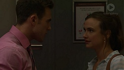 Aaron Brennan, Amy Williams in Neighbours Episode 7513