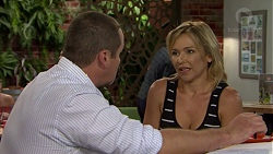 Toadie Rebecchi, Steph Scully in Neighbours Episode 7513