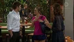 Ned Willis, Paige Novak, Elly Conway in Neighbours Episode 7514