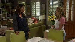 Elly Conway, Xanthe Canning in Neighbours Episode 7514