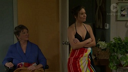 Maxine Cowper, Rachel Walker in Neighbours Episode 7514