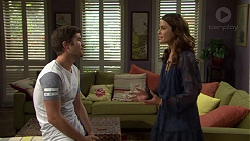 Ned Willis, Elly Conway in Neighbours Episode 7514
