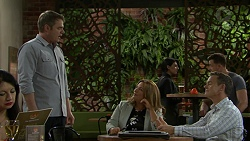 Gary Canning, Terese Willis, Paul Robinson in Neighbours Episode 7514