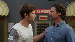 Ned Willis, Brad Willis in Neighbours Episode 7514