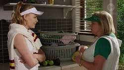 Xanthe Canning, Sheila Canning in Neighbours Episode 7515