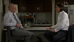 Tim Collins, Leo Tanaka in Neighbours Episode 7515