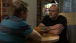 Gary Canning, Kev McNally in Neighbours Episode 7516