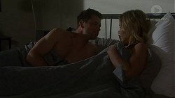 Mark Brennan, Steph Scully in Neighbours Episode 7517