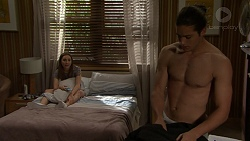 Piper Willis, Tyler Brennan in Neighbours Episode 7517