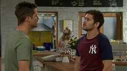 Mark Brennan, Ned Willis in Neighbours Episode 7517