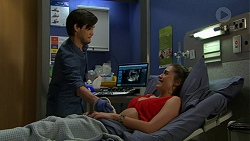 David Tanaka, Paige Novak in Neighbours Episode 7517