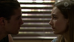 Tyler Brennan, Piper Willis in Neighbours Episode 7517