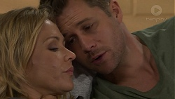 Steph Scully, Mark Brennan in Neighbours Episode 7517