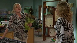 Lauren Turner, Steph Scully in Neighbours Episode 7517