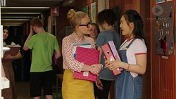 Xanthe Canning, Li-Kim Chen in Neighbours Episode 7518