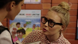 Elly Conway, Xanthe Canning in Neighbours Episode 7518