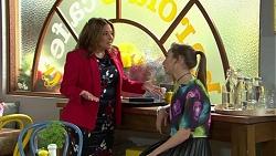 Terese Willis, Piper Willis in Neighbours Episode 7518
