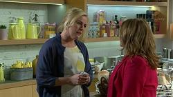 Lauren Turner, Terese Willis in Neighbours Episode 7518