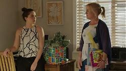 Paige Novak, Lauren Turner in Neighbours Episode 7518