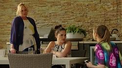 Lauren Turner, Paige Novak, Piper Willis in Neighbours Episode 7518