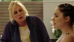 Lauren Turner, Paige Novak in Neighbours Episode 7518