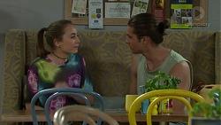 Piper Willis, Tyler Brennan in Neighbours Episode 7519
